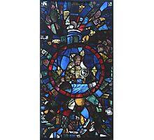 13 century leaded glass Photographic Print