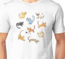 Cats Cats Cats Unisex T-Shirt