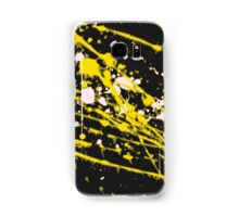 Flow - Warm (Abstract 2 of 6) Samsung Galaxy Case/Skin