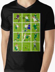 Ireland at Euro 2016 Mens V-Neck T-Shirt