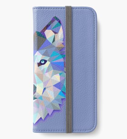 Wolf Animals Gift iPhone Wallet/Case/Skin