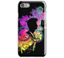 Dreamer of improbable dreams iPhone Case/Skin
