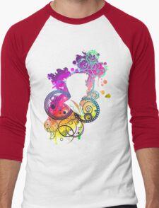 Dreamer of improbable dreams Men's Baseball ¾ T-Shirt