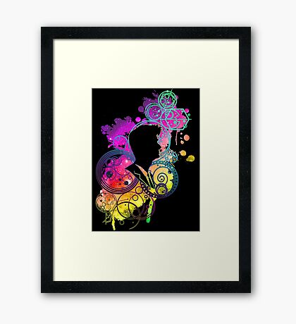 Dreamer of improbable dreams Framed Print