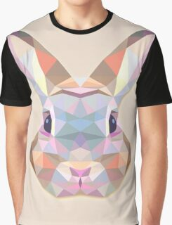 Rabbit Hare Animals Gift Graphic T-Shirt
