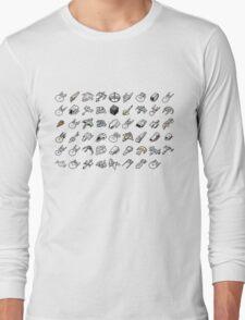 star trek ships Long Sleeve T-Shirt