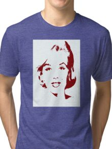 Marilyn Monroe Tri-blend T-Shirt