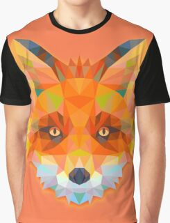 Fox Animals Gift Graphic T-Shirt