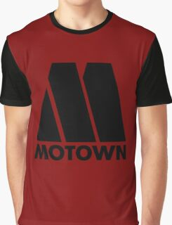 MOTOWN DISCO RECORDS Graphic T-Shirt