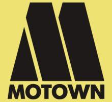 MOTOWN DISCO RECORDS Kids Tee