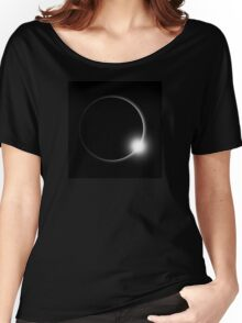 Solar Eclipse Women's Relaxed Fit T-Shirt
