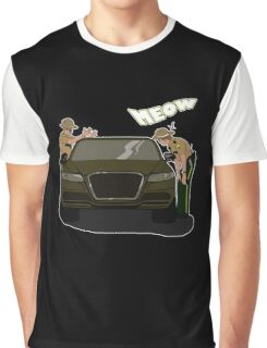 Do I look like a cat, boy? Graphic T-Shirt