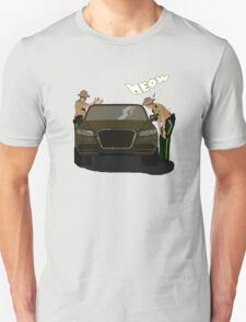 Do I look like a cat, boy? T-Shirt