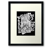 """MozArt"" by Shawn Framed Print"