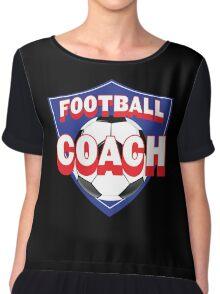 Football coach (soccer) Chiffon Top