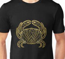 Cancer gold Unisex T-Shirt