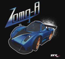 Zomg-A Kids Tee
