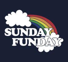 Sunday Funday Kids Tee