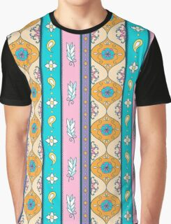 Hand drawn decorative pattern Graphic T-Shirt