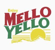 MELLO YELLO - DAYS OF THUNDER - TOM CRUISE One Piece - Short Sleeve