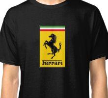 Ferrari Logo Classic T-Shirt