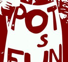 Allen Ginsberg Sticker