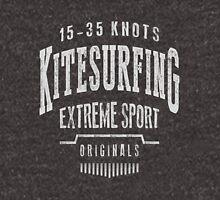 Kitesurfing 15-35 knots Unisex T-Shirt
