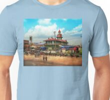 Train Station - Louisville and Nashville Railroad 1905 Unisex T-Shirt