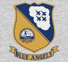 Blue Angels Insignia Kids Tee