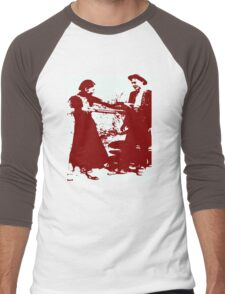 BONNIE AND CLYDE Men's Baseball ¾ T-Shirt