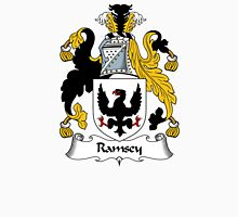Ramsey Coat of Arms / Ramsey Family Crest Unisex T-Shirt