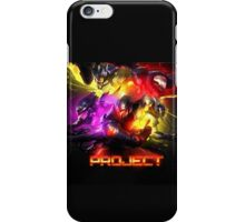 League Of Legends SKINS PROYECT iPhone Case/Skin