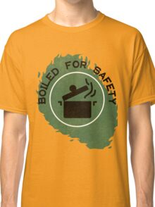 Boiled For Safety - Rhett And Link GMM Classic T-Shirt