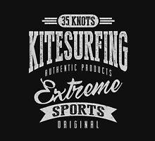 35 Knots Kitesurfing Unisex T-Shirt