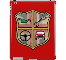 Classic Mini Crest iPad Case/Skin