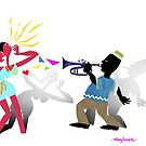 2 Jazz Lovers by mikeyfreedom