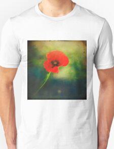 I Found a Poppy Unisex T-Shirt