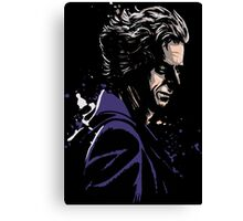 12th Doctor Who Canvas Print