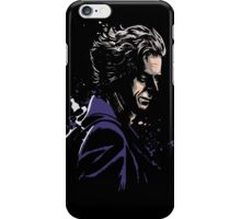 12th Doctor Who iPhone Case/Skin