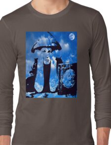 MAGIC IN THE CLOUDS with Aleister Crowley Long Sleeve T-Shirt