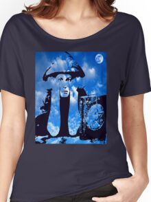 MAGIC IN THE CLOUDS with Aleister Crowley Women's Relaxed Fit T-Shirt