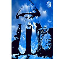 MAGIC IN THE CLOUDS with Aleister Crowley Photographic Print