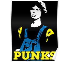 The Warriors Punks Poster