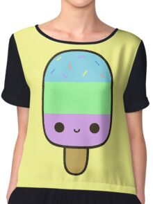 Cute yummy ice lolly Chiffon Top