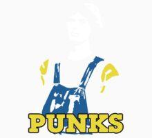 The Warriors Punks Kids Tee