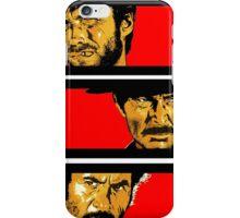Western duel iPhone Case/Skin