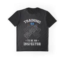 Training to be an inspector Graphic T-Shirt