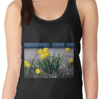 Yellow tulips Women's Tank Top
