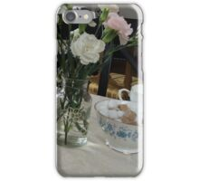 The time I went for tea iPhone Case/Skin