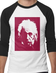 E=Mc2. Men's Baseball ¾ T-Shirt